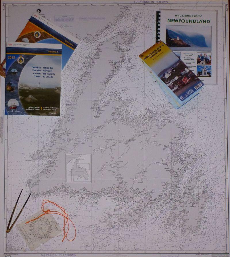 Newfoundland Chart